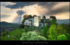 Castle of Lenzburg, Switzerland