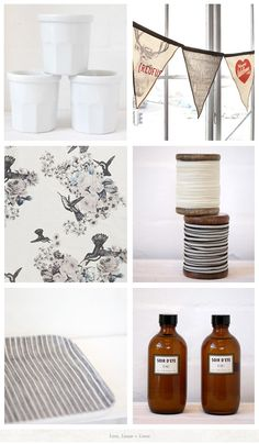 In Good Company: Love, Loans + Linen - Home - Creature Comforts - daily inspiration, style, diy projects + freebies