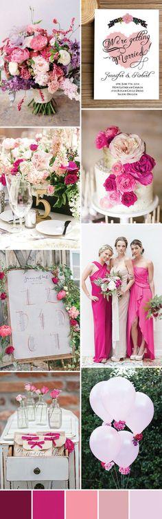 romantic blush pink wedding ideas you'll love