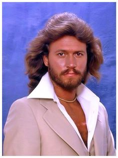 Barry Gibb..oh yeah