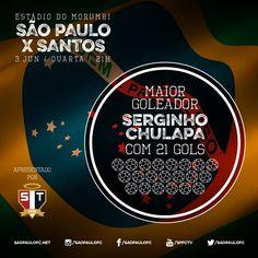 #58 - Campeonato Brasileiro: São Paulo x Santos - 03.06.2015