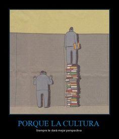 Cultura, cultura, cultura