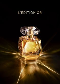 ELIE SAAB Le Parfum L'Edition D'Or for Holidays 2014 #CELEBRATEINGOLD