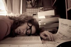 Here are some tips on feeling less overwhelmed