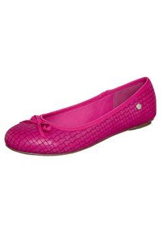 Anna Field pink ballerinas