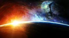 space, star, nebula
