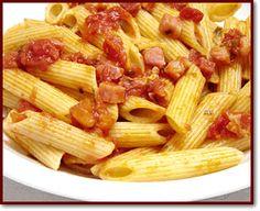 Ricette > Lazio > Primi: Penne all'arrabbiata