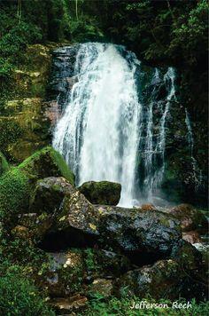 Rota das Cachoeiras - Corupá / SC