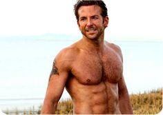 Workout Plan for Men: Bradley Cooper - http://weightlossandtraining.com/workout-plan-for-men-bradley-cooper