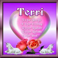Pin by Jennifer Huerta on ☺ ℓαυgнs ☺   Pinterest   Acrostic Poems With The Name Terri