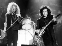 1995 Robert Plant  and Jimmy Page