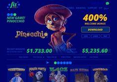 Casino Fiz Reviews & Bonuses