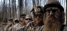 """Fear the Beard™"" MEET THE DUCKMEN"