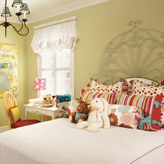 Classic Color Style Guide Kids Rooms And Nurseries Girls Bedroom Decoratinggirl Bedroom Designskids