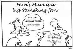 Stalk Stoneking now at Where's the Drama?