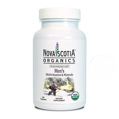 Nova Scotia Organics Womens Multivitamins Minerals USDA Certified Organic 60 easy to swallow caplets ** Find out more about the great product at the image link. (This is an affiliate link) Multivitamin Mineral, Organic Supplements, Diet Supplements, Nova Scotia, Daily Vitamins, Vegan, Vitamins And Minerals, Healthy Drinks