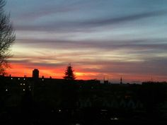 Lovely evening