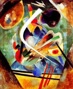 Wassily Kandinsky | Wassily Kandinsky Painting 026 [WKP26] - $230.00 : Photo to Paintings ...