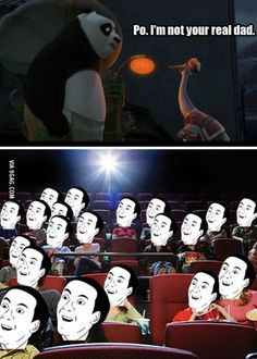 LOL funny meme submission kung fu panda you dont say MGM Crazy Funny Memes, Really Funny Memes, Stupid Memes, Funny Relatable Memes, Haha Funny, Funny Jokes, Hilarious, Funny Stuff, Funny Movie Memes