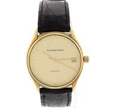 Used and Certified Audemars Piguet Vintage 18k Yellow Gold PHI17981