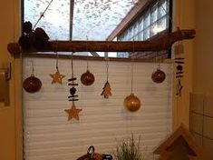 Image result for topp bastelbücher ländliche winterwelt Wind Chimes, Advent, Outdoor Decor, Home Decor, Image, Christmas, Do Crafts, Decoration Home, Room Decor