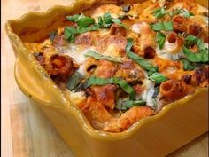 How to Make Baked Ziti / Pasta al Forno Recipe - by Laura Vitale Episode 51 Laura in the Kitchen