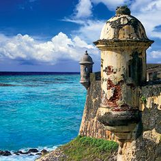 Puerto Rico It's hard not to feel swept away when strolling 500-year-old cobblestone stree ...
