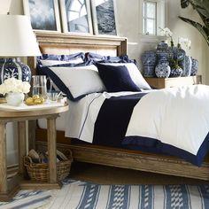 Ralph Lauren Bedrooms Magnificent With Ralph Lauren Home Bedroom Furniture Home Design Blue Rooms, White Rooms, Awesome Bedrooms, Beautiful Bedrooms, Home Bedroom, Bedroom Decor, Bedroom Furniture, Master Bedroom, White Decor