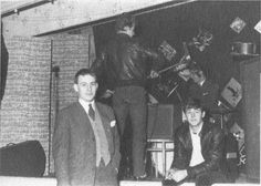This is The Beatles' first London show, on 9th December 1961. It's is the infamous show which was not advertised properly and resulting in o...