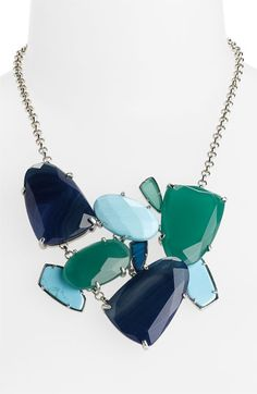 Love this statement necklace $78.90