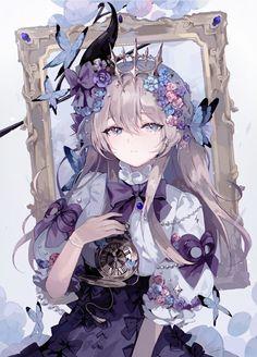 Pretty Men, Manga, Anime Style, Red Flowers, Pixel Art, Amazing Art, Character Inspiration, Anime Art, Fantasy