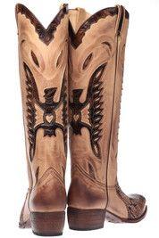 Bruine Sendra laarzen 6925 boots
