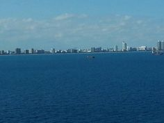 So Long Miami. .. More pictures to come from the Norwegian Epic... thinking of cruising on the Epic... call 561-232-3170