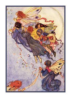 book of preraphaelite fairies - Google Search