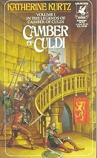 Kurtz, Katherine:  Camber of Culdi