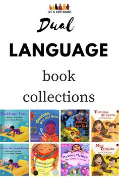 Lee & Low Books offers hundreds of titles in Spanish at all reading levels.Original, culturally authentic stories will help you teach in a bilingual or dual language program, deepen a student's engagement to Spanish, scaffold a student into English, and bridge classroom read-alouds with non-English-speaking parents at home. #ELL #duallanguage #bilingualeducation #bilingualbabies #librosenespanol