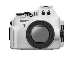 Nikon 1 #waterproof #white case WP-N1 - #Nikon Store