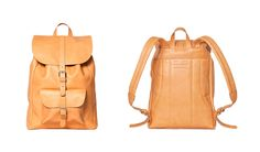 MONOQI | RS01 Backpack - Brown