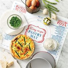 Make A Pie Pastry Mat