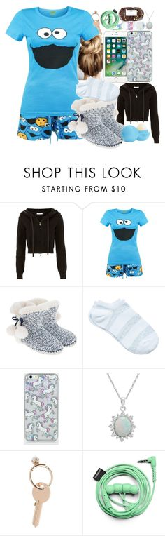 """""""#153"""" by moon-crystal-wolf ❤ liked on Polyvore featuring Adeam, Sesame Street, Accessorize, Witchery, Eos, Amanda Rose Collection, Maison Margiela, Urbanears and Evian"""