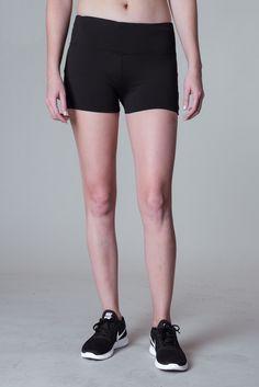 Jac Shorts — Sun & Cobalt #athleisure #activewear #fashionstartup #sunkissedsteph