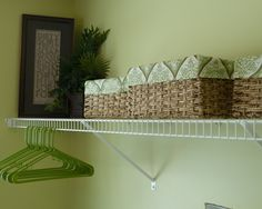 The Cheap Route to a cute Laundry Room Design, Pictures, Remodel, Decor and Ideas - page 32
