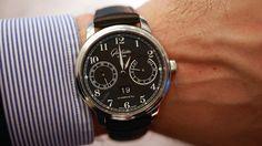 5 minutes on the wrist - The Glashutte Original Senator Observer