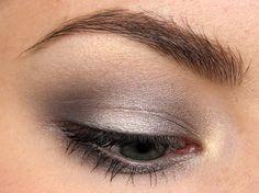 Eyes:        * Urban Decay Eyeshadow Primer Potion      * Tick:Tock Cosmetics Eyeshadow – Death Ray      * Meow Cosmetics Mineral Eyeshadow – Prophecy      * Inglot Eyeshadow – 376      * Illamasqua Medium Pencil – Vow      * Make Up For Ever Aqua Black Liner      * Lotus Organic Mascara – Black