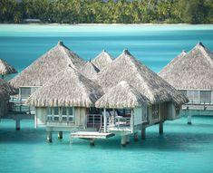 New Bora Bora Resorts Overwater Bungalows Check more at http://www.jnnsysy.com/bora-bora-resorts-overwater-bungalows/
