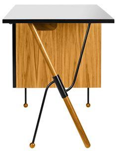 Desk 62-series  by Greta Grossman