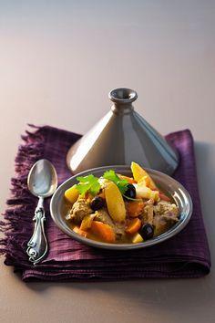 Tajine mit Lamm und Gemüse - smarter - Zeit: 30 Min. | eatsmarter.de
