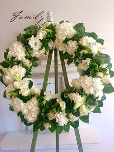 Funeral Flower Arrangements, Funeral Flowers, Funeral Sprays, Cemetery Flowers, Flower Fashion, Fresh Flowers, Centerpieces, Floral Wreath, Wreaths
