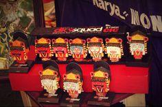 Mask Papertoys by DKVSquad STMIK CIC Cirebon