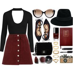 A fashion look from April 2016 by monmondefou featuring Miss Selfridge, Steve…